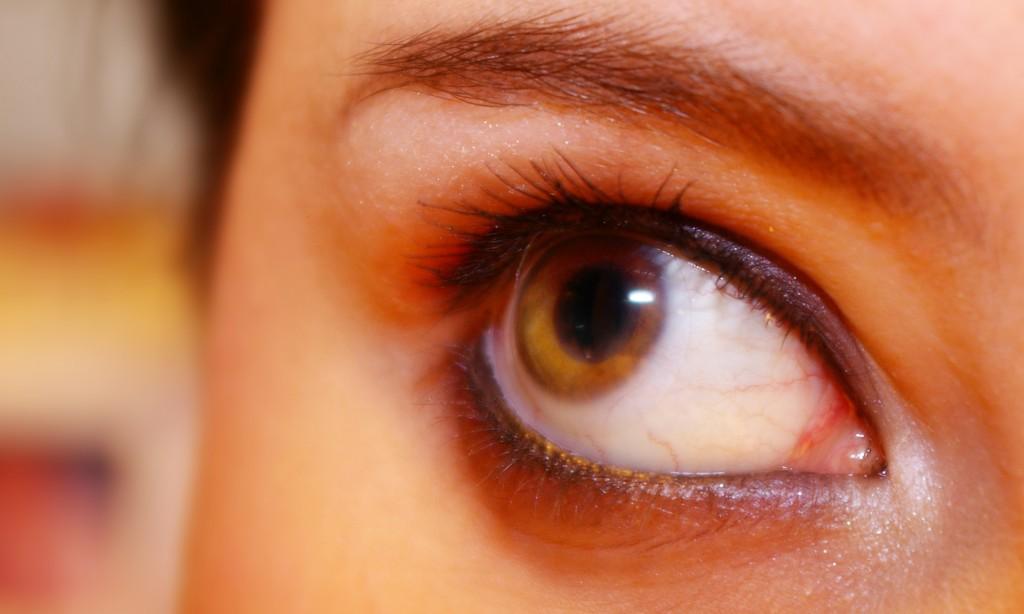 Kijk eens in de poppetjes van m'n ogen