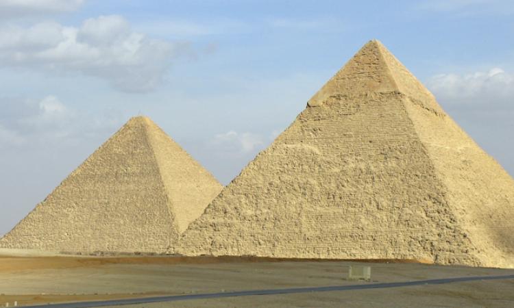 De piramide en andere mythes