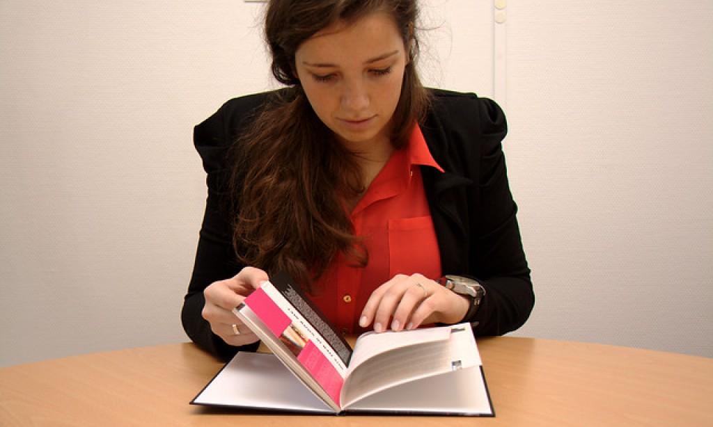 Vinden vmbo'ers en mbo'ers lezen zelf moeilijk?