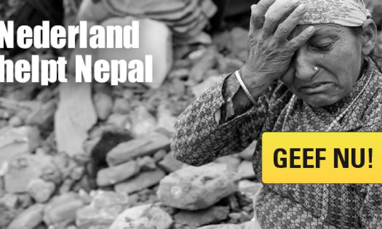 Scholen in actie voor Nepal