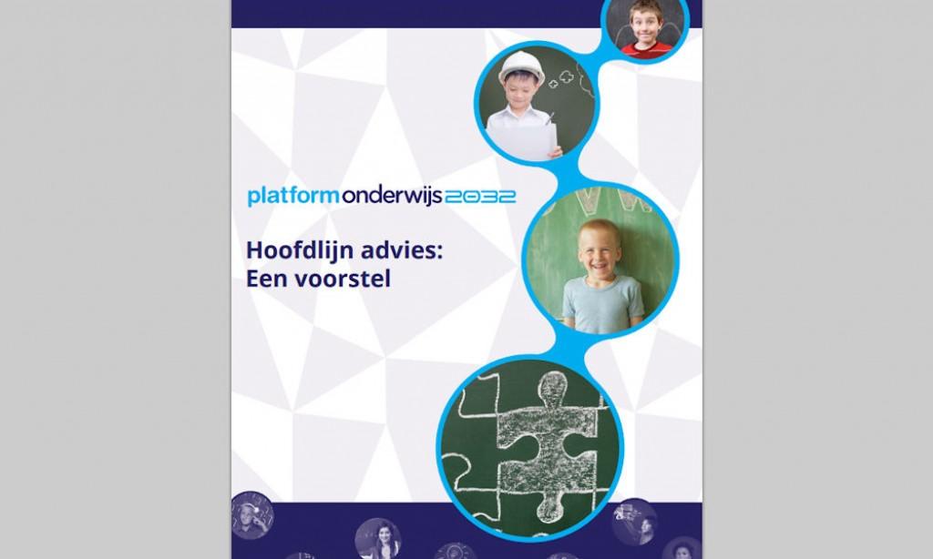 Voorlopig advies Platform Onderwijs2032 gepresenteerd