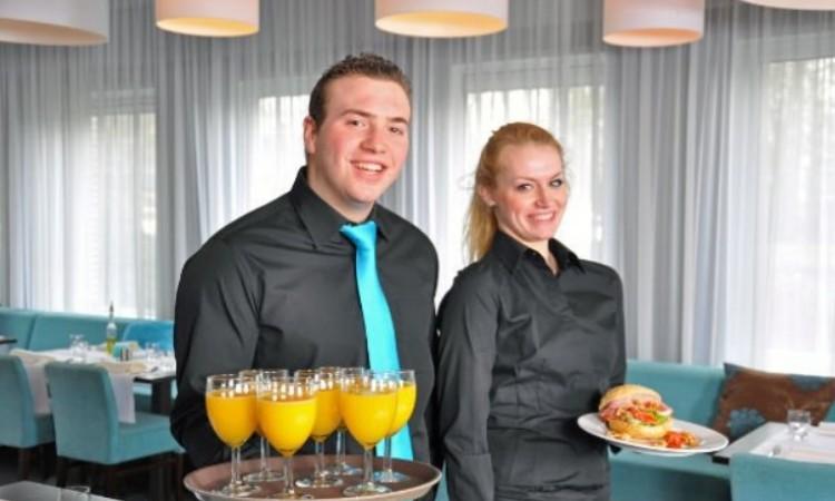 Studenten runnen restaurant met eigen concepten