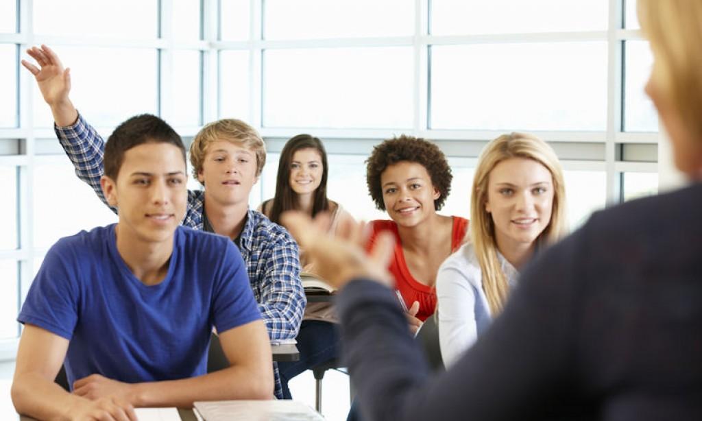 Bepaal zelf waar de aandacht in de klas naartoe gaat