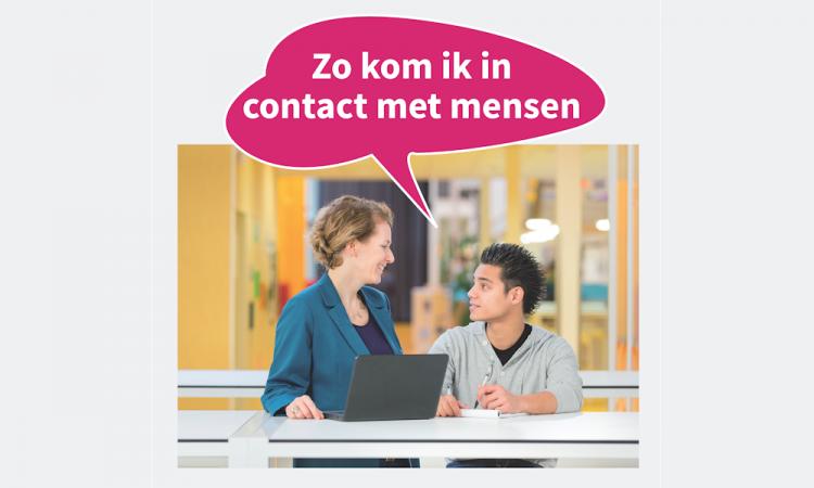 Netwerken: Zo maakt je leerling contact