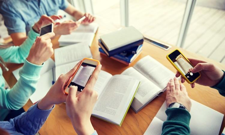 Smartphones in de les gebruiken? Zeker weten!
