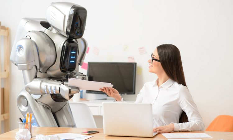 De strijd tussen de robot en de mbo'er