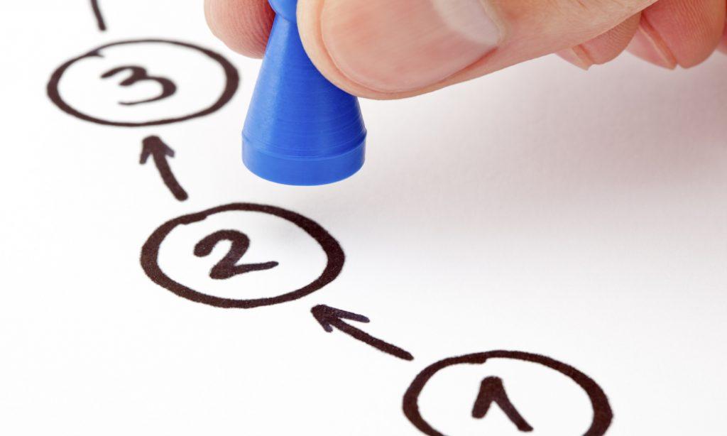 Stappenplan voor examens keuzedelen