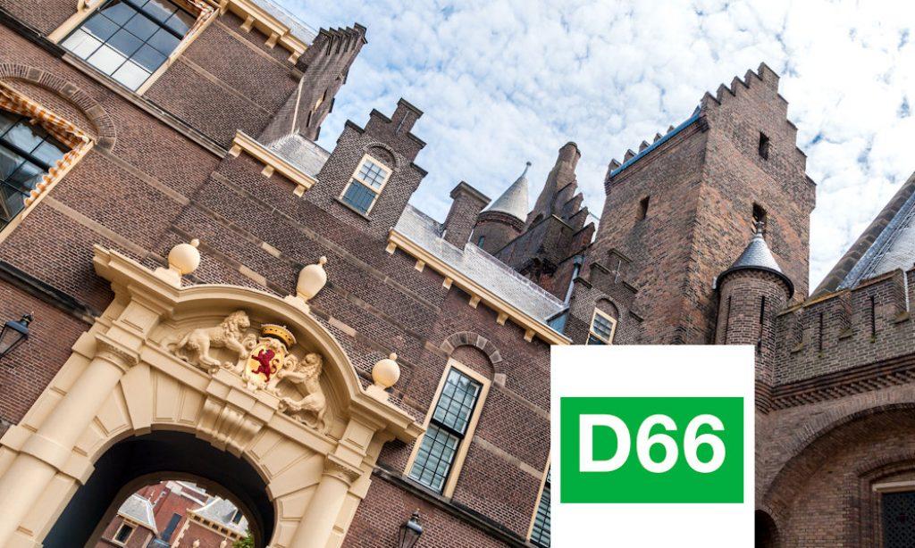 D66 – Samen sterker, kansen voor iedereen