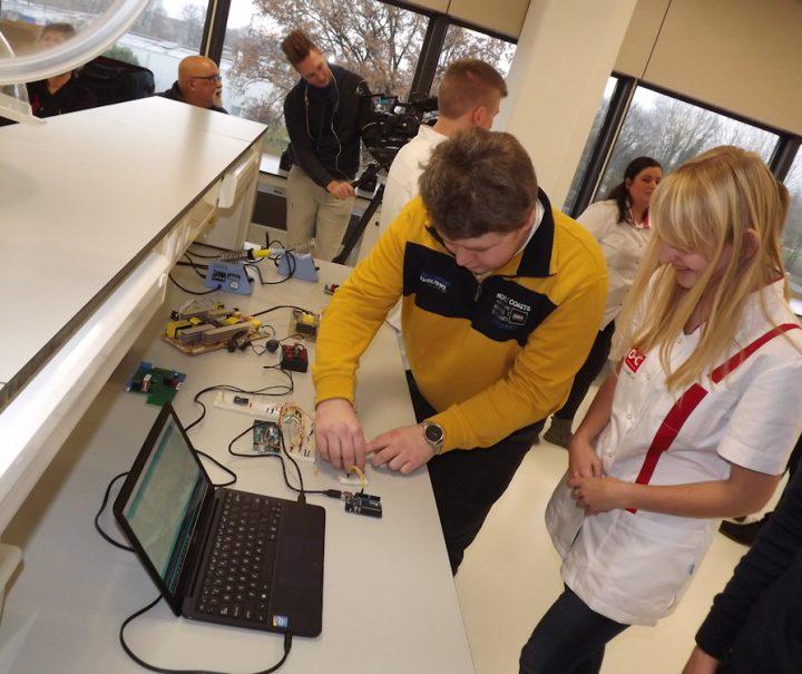 Hoe het Drenthe College zelf materiaal ontwikkelt voor keuzedelen