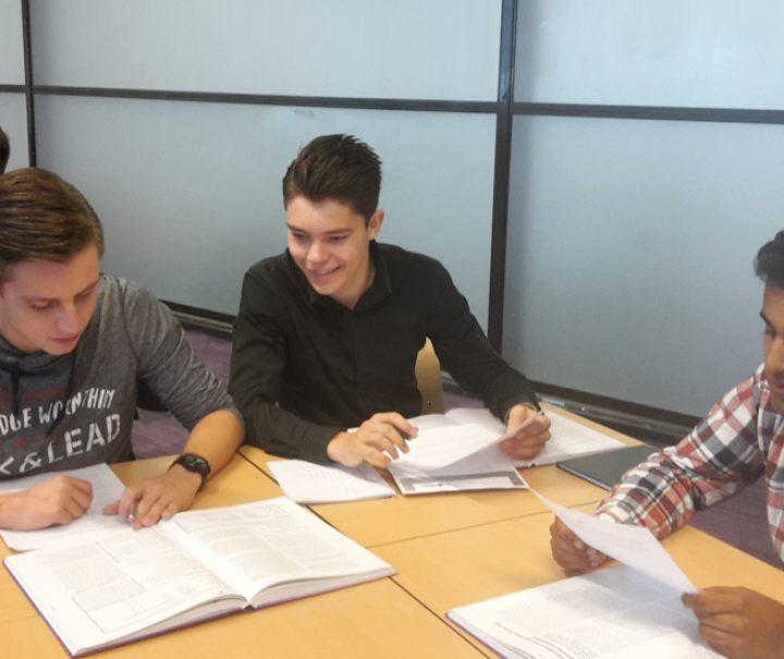 Summa College biedt Engelstalige mbo-opleiding aan