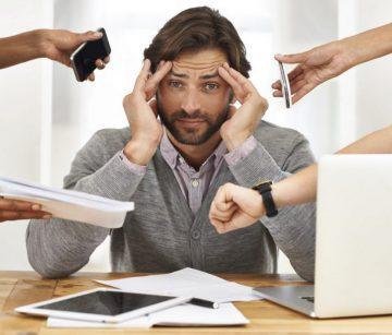 Beroepsziekte nummer 1: Stress!